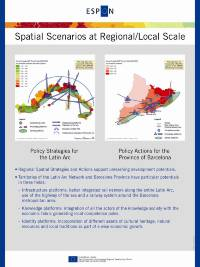 03 Spatial Scenarios at Regional Local Scale