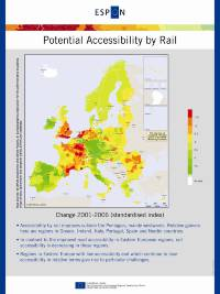 05 Potential Accessibility by Rail