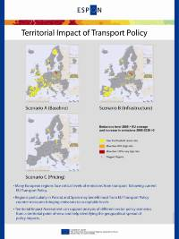 12 Territorial Impact of Transport Policy