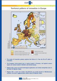 Territorial patterns of innovation in Europe