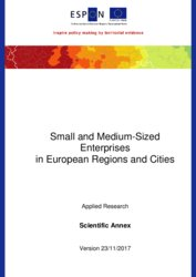 Small and Medium-Sized Enterprises in European Regions and